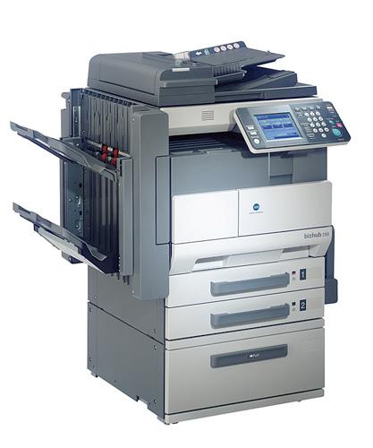 driver photocopieur konica minolta bizhub 250